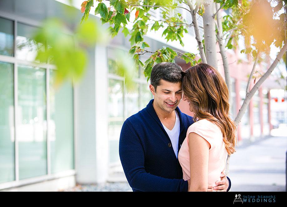 San Francisco engagement shoot