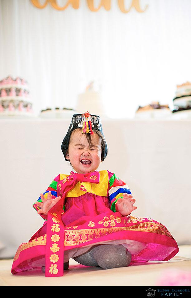 baby party in Los Altos, California