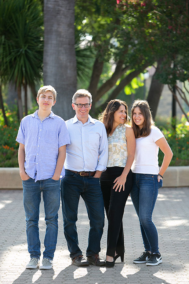 Palo Alto Family Portrait