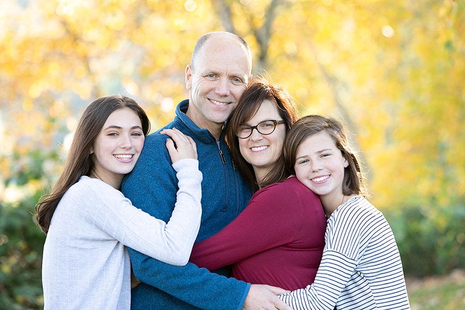Portland Family Portrait